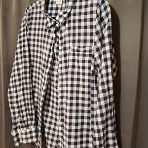 Button up oxford Excellent Condition!!